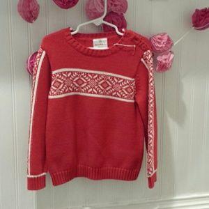 Little Girls Hanna Anderson Sweater